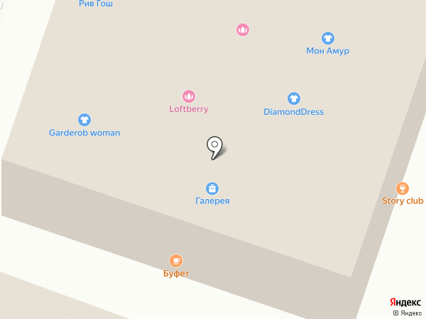 Архитектор красоты на карте Гатчины