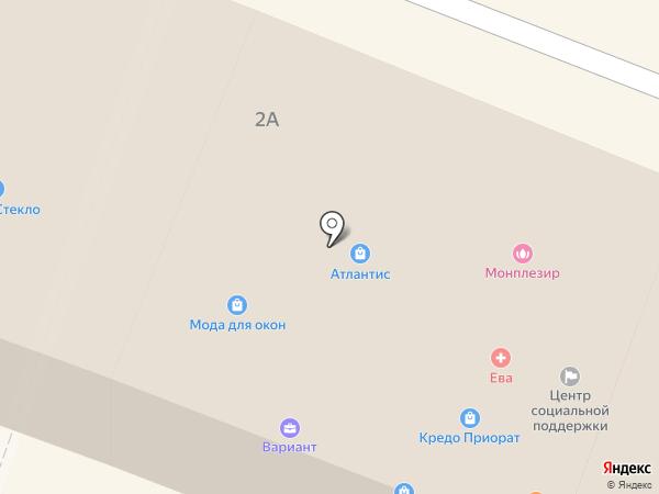 ПсковЛес на карте Гатчины