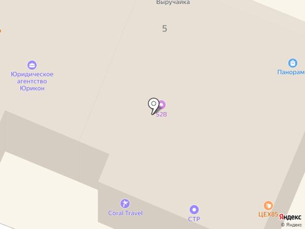 ТМК на карте Гатчины