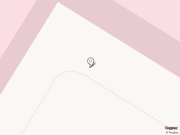 Гатчинский психоневрологический интернат на карте Гатчины
