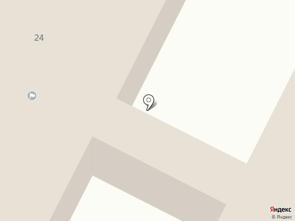Лазурит на карте Гатчины