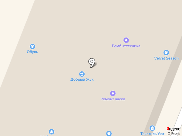 Ариана на карте Гатчины