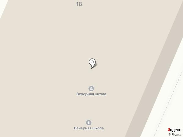 Средняя общеобразовательная школа №9 с углубленным изучением отдельных предметов на карте Гатчины