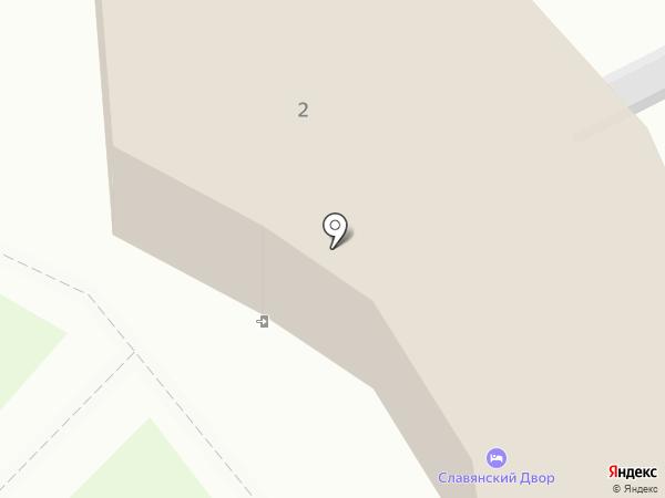 Leto на карте Гатчины
