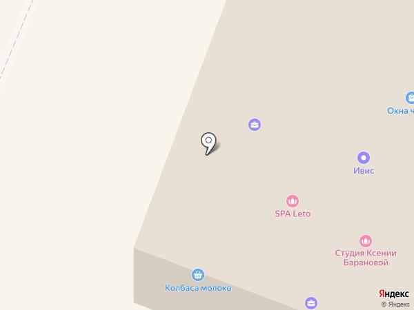 Апрель на карте Гатчины