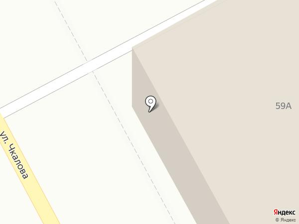 Фаворит на карте Гатчины
