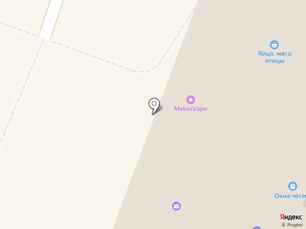Золотой ломбард на карте Гатчины