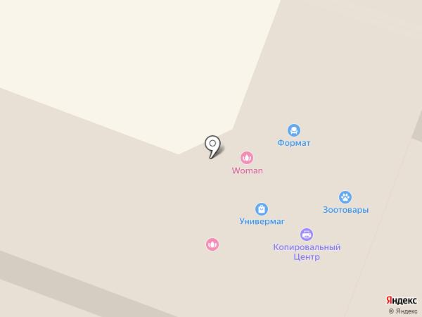 Эврика на карте Гатчины