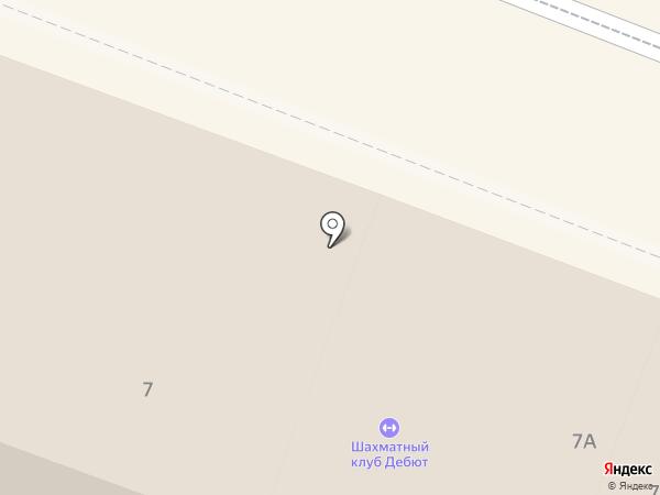 Гатчинский городской спортивно-досуговый центр на карте Гатчины