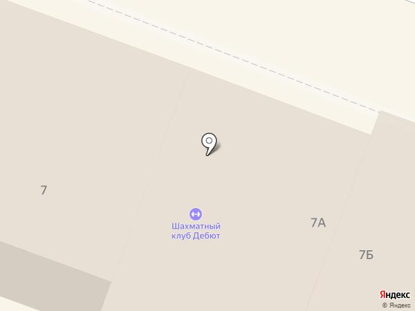 Дебют на карте Гатчины