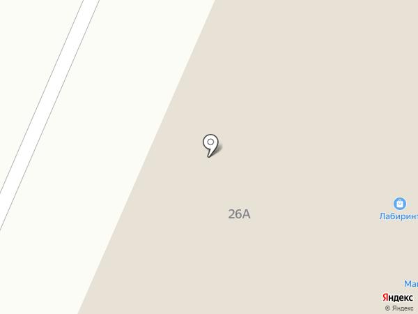 Магазин обуви на проспекте 25 Октября на карте Гатчины