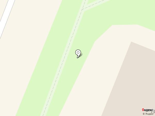 ВНЕШПРОМБАНК на карте Гатчины