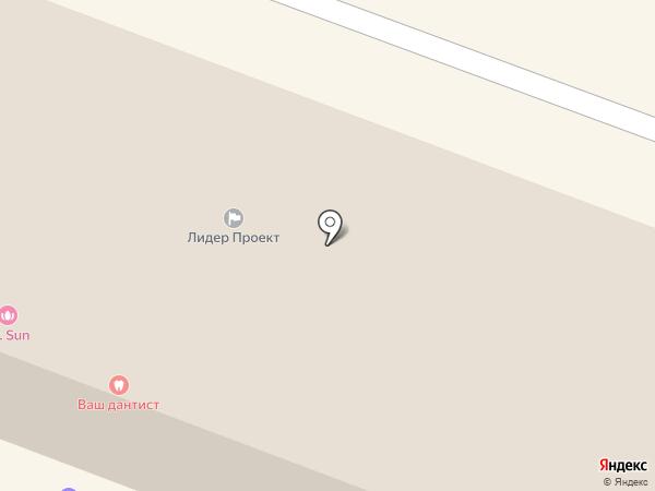 Адвекс. Недвижимость на карте Гатчины