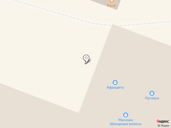 Табакерка на карте Гатчины
