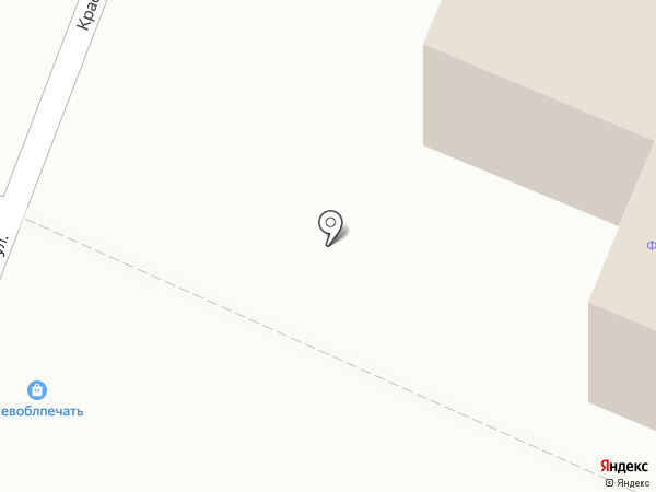 Центр бытовых услуг на карте Гатчины