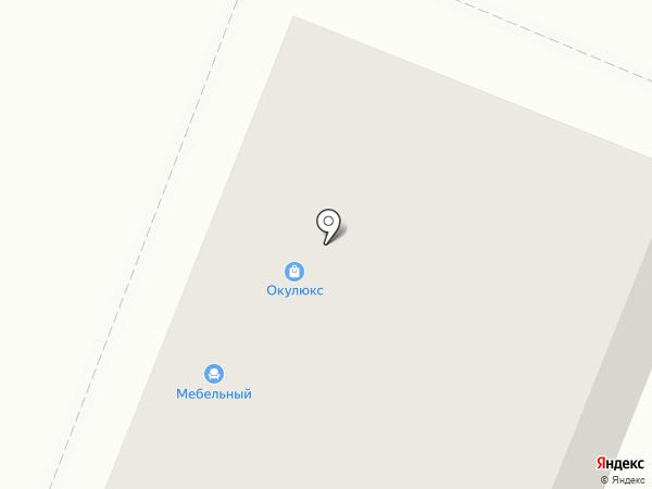 Модуль плюс на карте Гатчины