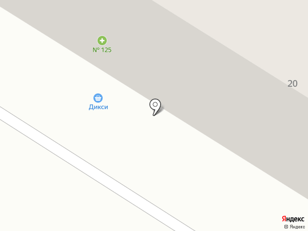 Сбербанк, ПАО на карте Гатчины