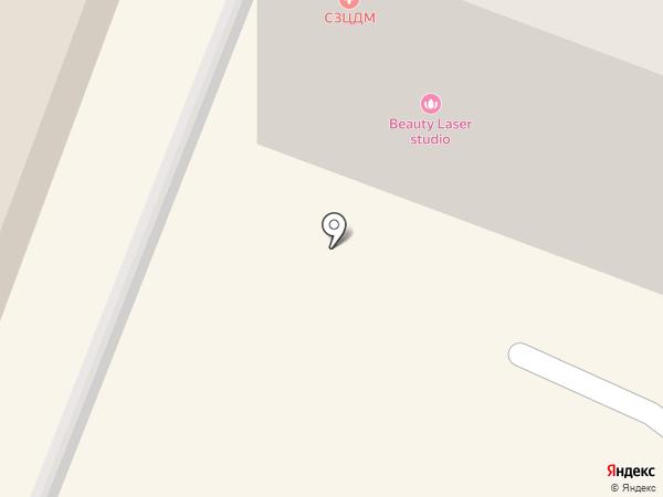 Северо-Западный центр доказательной медицины, ЗАО на карте Гатчины