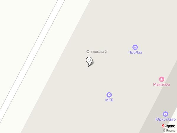 Дом Парикмахера на карте Гатчины