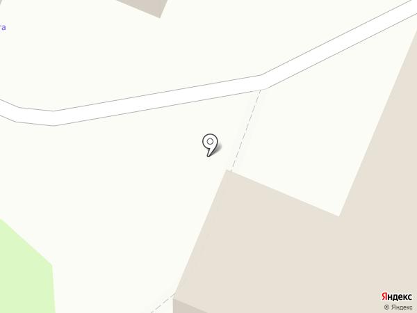 Гатчинское БТИ на карте Гатчины