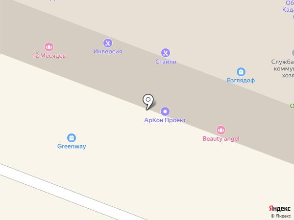 Гарант-Строй на карте Гатчины