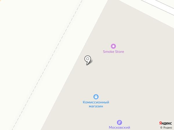 АСТРА-ОРЕОЛ на карте Гатчины
