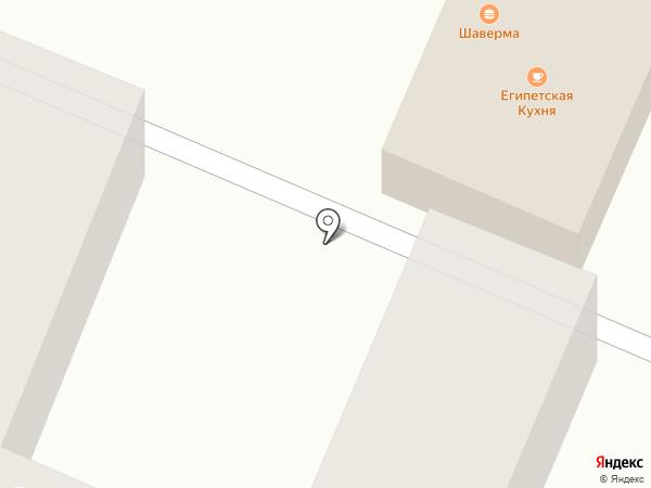 Вектор на карте Гатчины
