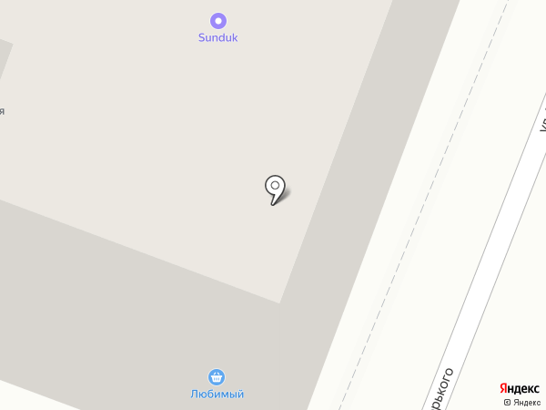 Pay.Travel на карте Гатчины