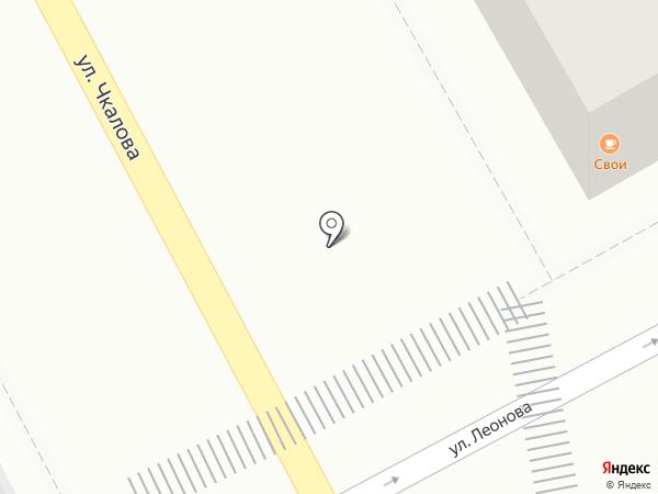 Максимов на карте Гатчины