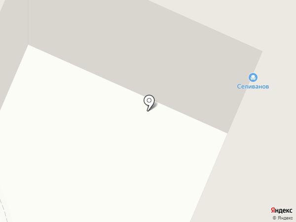 Производственная компания на карте Гатчины