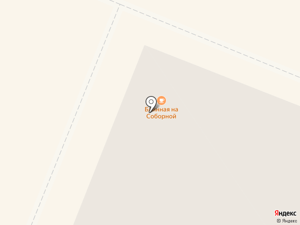 Пельменная на карте Гатчины