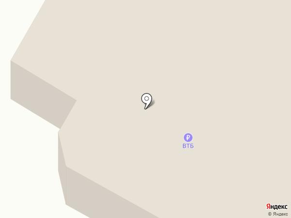 Банк ВТБ 24 на карте Гатчины