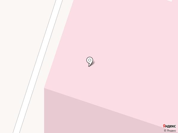 Медис на карте Гатчины