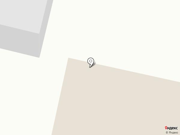 АиДа на карте Гатчины