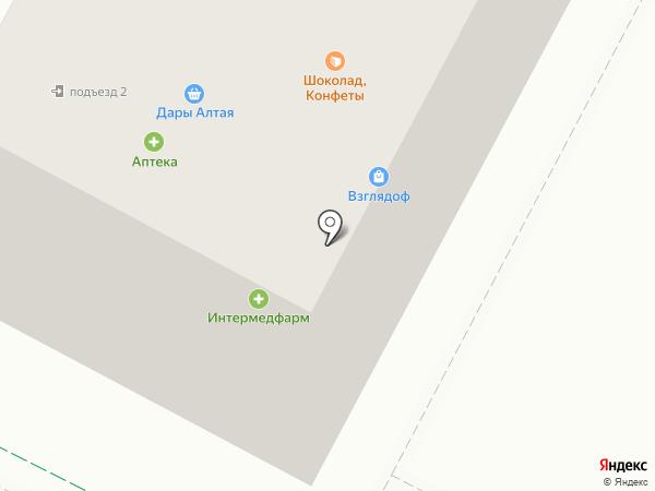 Сладкий сувенир на карте Гатчины