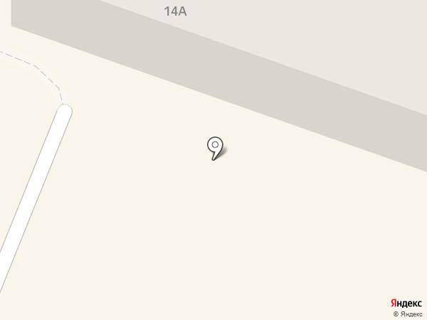 Парадиз на карте Гатчины