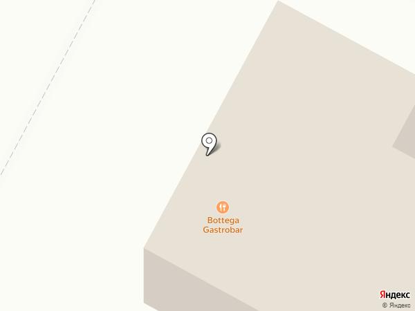 GreenHall на карте Гатчины
