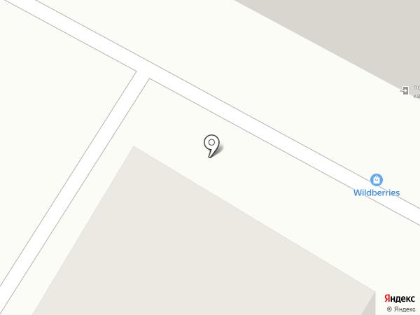 Анком на карте Гатчины