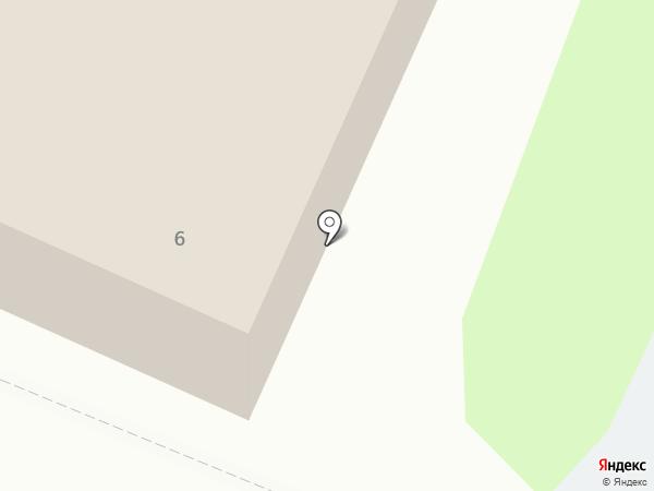 Loft на карте Гатчины