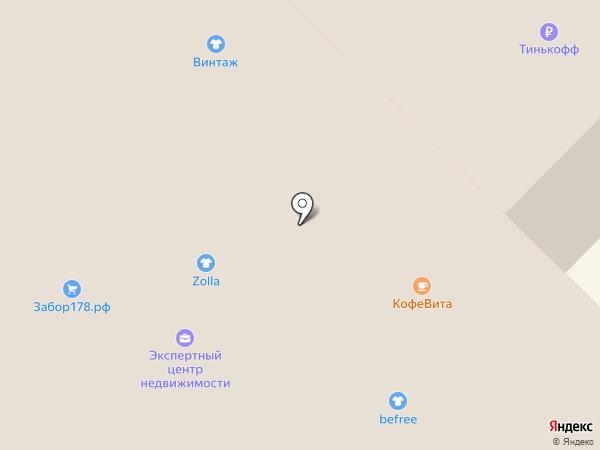 Мегаполис на карте Гатчины