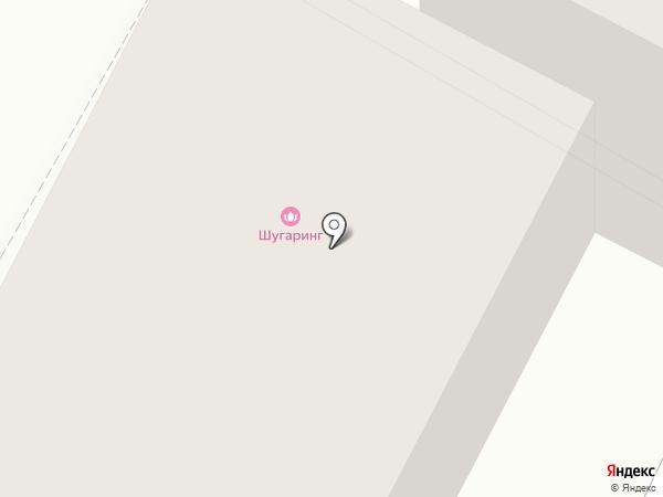 Lady Sharm на карте Гатчины