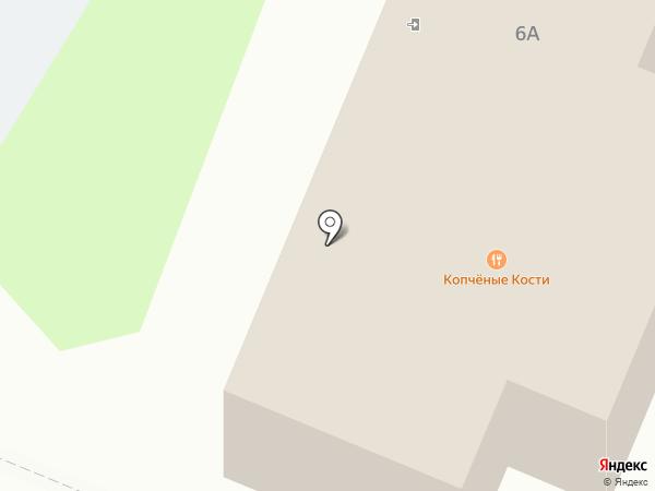 Секонд Shop на карте Гатчины