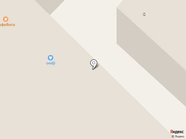 Имбирь на карте Гатчины