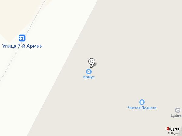 Vinomania на карте Гатчины