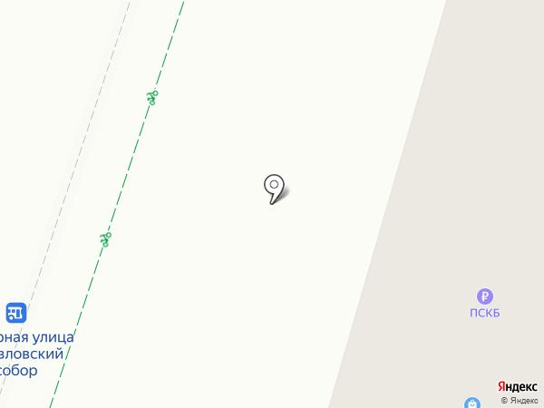 Ювелир-Карат на карте Гатчины