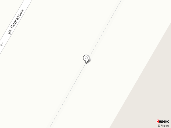Марина на карте Гатчины