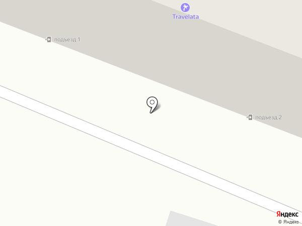 Невис на карте Гатчины