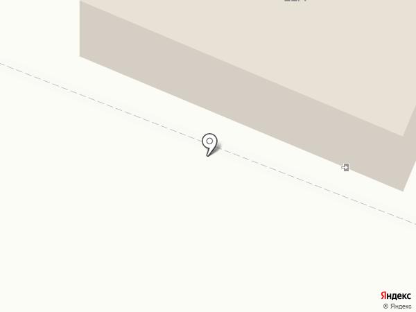 Церковно-приходская школа на карте Гатчины