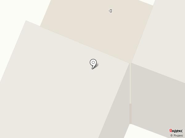 Почтовое отделение №5 на карте Гатчины