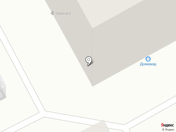 Домовод на карте Гатчины